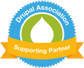 Drupal Association Supporting Partner